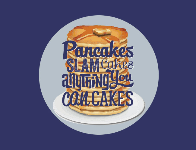 pancakes slam cakes anything you can cakes thumbnail